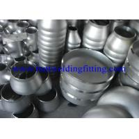 China WP347 / 317L / WPS31254 Stainless Steel Pipe Cap 8 End Cap Sch80S Asme B16.9 on sale