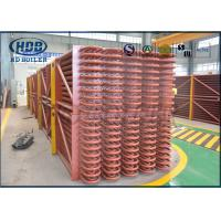 China Boiler Exhaust Heat Recovery System Low Temperature Economizer For CFB/ HRSG Boiler wholesale