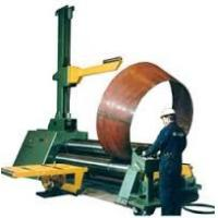 China Stainless Steel Plate Roll With High Accurate End Pre - Bend , Bending Roller wholesale