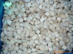 China IQF Pleurotus eryngii Cubes wholesale