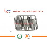 China Fecral Heat Resistant Alloys Spring 0.07 - 10mm For Current Sensing Resistor wholesale