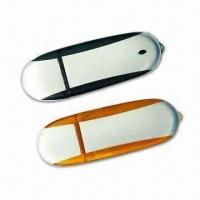 China USB Flash Drive with Various Capacity Range, Shock-resistant wholesale