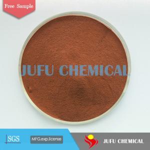 China Good Price Concrete Chemical Admixture calcium lignosulphonate wholesale