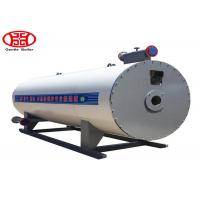 Horizontal Thermo Fluid Boiler Gas Oil Fired Wood Processing Plant Usage