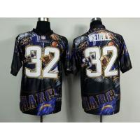 China nike nfl Chargers 32 Weddle fanatical version Jersey wholesale