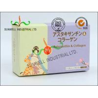 China Custom Made Cardboard Pharmaceutical Packaging Design Boxes Label Printing wholesale