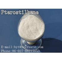 China Pterostilbene Natural Herbal Extracts Powder Health Supplements CAS 537-42-8 wholesale
