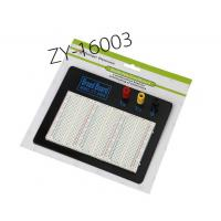 China Round Hole Circuit Board Breadboard With 1100 Tie - Point / Black Plate wholesale