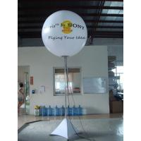 China Two Sides 1.5m Inflatable Lighting Balloon Digital Printing For Event wholesale