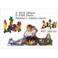 China Educatinal Toy, Rabbit Building Blocks, Rabbits&Rabbits Carton (S-5618) wholesale