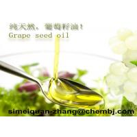 China Grape Seed Oil Safe Organic Solvents Healthy for Food / Materials on sale