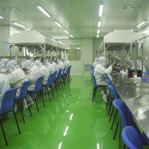 China Modular Class 10 Microelectronics Cleanroom Design wholesale