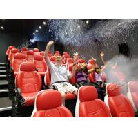 China Deeply Immersion 5D Cinema Equipment With Electric Cylinder System wholesale