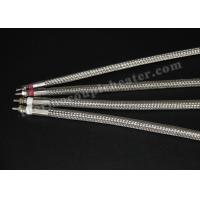 China Energy Efficient Stainless Steel Metal Braids Flexible Tubular Water Heating Element on sale