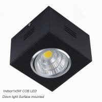China IP42 Surface mounted CreeCOB 5W Ceiling down light&LED Grille light wholesale