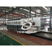 China Low Noise Automatic Voccum Suction Flexo Printer Slotter Die Cutter Machine For Carton Box Making on sale