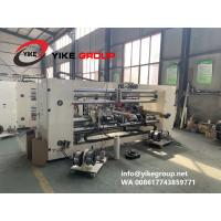 China China YIKE Semi Auto Corrugated Carton Box Stitching Machine, Double Head Corrugated Box Stapler Machine on sale