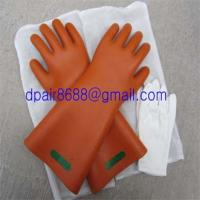 China INSULATING GLOVES for electrical works wholesale
