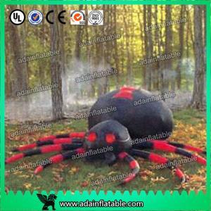 China Custom Oxford Halloween Event Decoration Inflatable Spider Cartoon wholesale