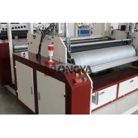 Quality High Speed Cling / Stretch Film Extruder Machine With Entire Frequency Conversion Control for sale