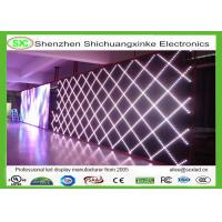 China Decorative glass building Transparent LED Screen outdoor 100000 hours wholesale