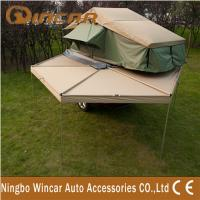 China Retractable Tent and Awning , Polygon car roof  top tent of 8 square meter wholesale