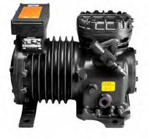 China Semi-hermetic Copeland Compressor DK Series DKSJ-100 wholesale