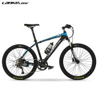 China 36V Voltage Electric Powered Bicycles 26 Wheel Size 30 - 50km/H Max Speed on sale
