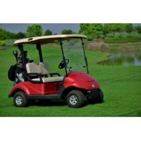 China EQ9022 48V 4KW 2 seats electric golf cart/club car with DC motor on sale