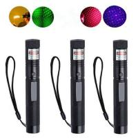 China 532nm 5mw Copper High Power Laser Pointer For Children Amusement wholesale