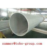 China astm a312 gr.tp304l seamless stainless steel pipe price per kg on sale
