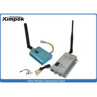 China 1200 Meters 700mW COFDM Wireless Transmitter for RC Helicopters 12 Channels wholesale