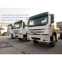 Buy cheap 10 Tires SINOTRUK HOWO Cargo Truck chassis Euro 2 LHD 6X4 336HP HW76 Cabin from wholesalers