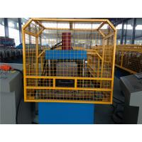 China 9 Stations Cold Roll Forming Machine 11KW Siemens Motor Pre - Cutting wholesale