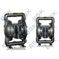 Quality Stainless Steel Double Diaphragm Pump Air Driven With Low Pressure for sale