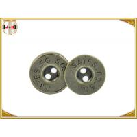 China Brass Plating Magnetic Bag Snap Fasteners , Hidden Magnetic Purse Closures wholesale
