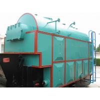 Peerless Spiral Coal Fired Steam Boiler , 6 Ton Industrial Steam Boilers