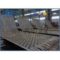 China Boiler Heater Parts Membrane Water Wall Panels For High Efficient Heat Exchange wholesale