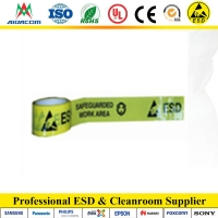 China Cleanroom Clear Polyimide Moisture Proof 0.045mm ESD Tapes wholesale