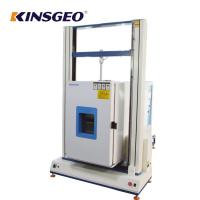 China 10KN Digital Display Universal Testing Machines For Plastic Film Tensile Strength on sale