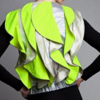 China Silver Reflective Elastic Fabric ( Double sides) spandex,stretchable,retro reflective material wholesale