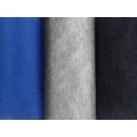 China emf protection antibacterial silver fiber fabric elastic for bellyband and underwear wholesale
