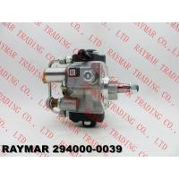 Buy cheap DENSO Common rail fuel pump 294000-0039, 294000-0038, 294000-0037, 294000-0036, 294000-0035 for ISUZU 8973060449 from wholesalers