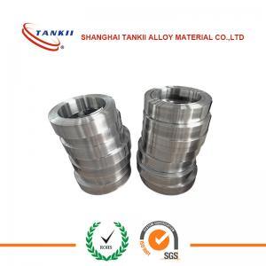 China 72x0.5mm 140x0.5mm Nichrome Resistance Heating Alloy Ni80cr20 Wire / Strip MWS-650 / 675 / 800 wholesale