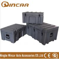 Quality Safety 50L 3.6mm Thickness LLDPE Material Tool Box / Space Case For Storage for sale