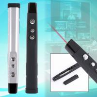 China 650nm USB Power Points PPT Presenter Remote Control Laser Pointer Pen wholesale