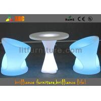 Quality Professional Modern LED Bar Stools For Events 52cm X 52cm X H 65cm Size for sale