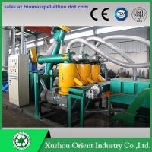 China Efficient Wood Pellet Production Line/Feed Pellet Production Line wholesale