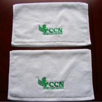 China China Factory Professional Customized 100% Cotton Absorbent Embroidery Towel With Custom Logo wholesale