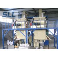 China 20t/H Low Noise Dry Mix Mortar Manufacturing PlantWith PLC / PC Control wholesale